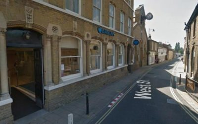 Town left with no bank as last branch closes